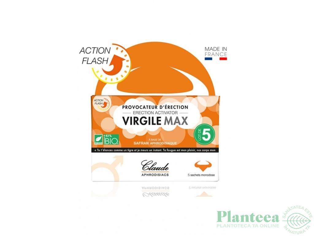 Virgile max 5pl - CLAUDE APHRODISIACS