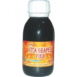 Sirop Vita Grapes Fe 125ml - EUROFARMACO