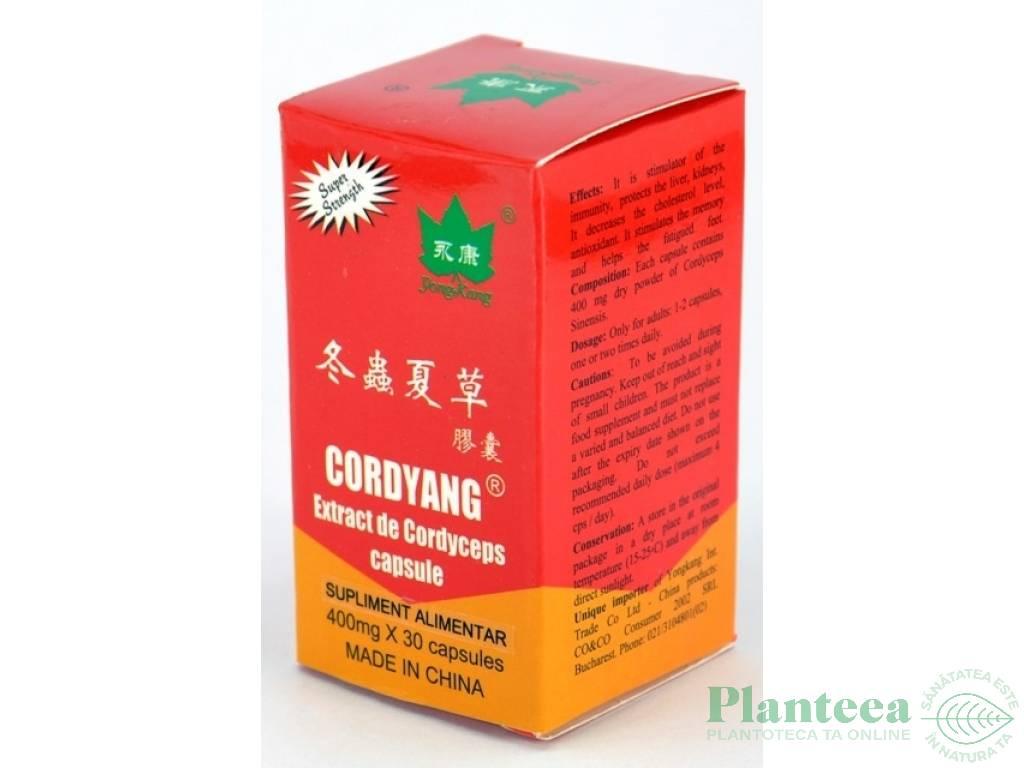 Cordyang 30cps - YONG KANG