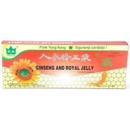 Ginseng royal jelly 10fl - YONG KANG