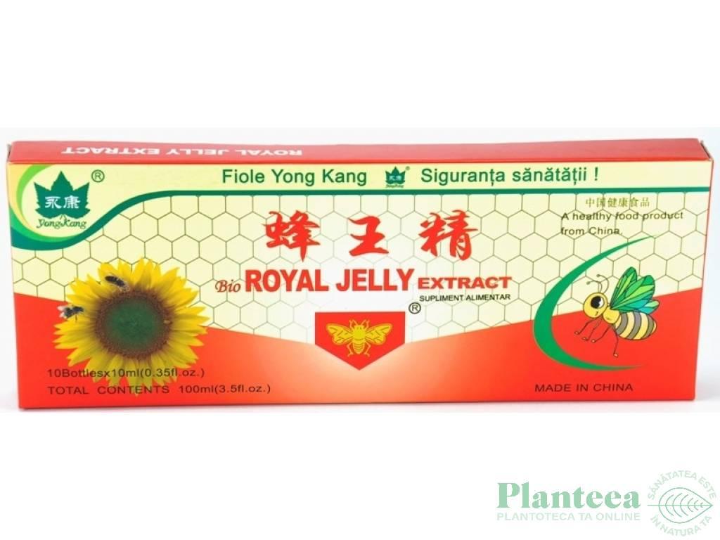 Royal jelly 10fl - YONG KANG