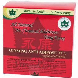 Ceai antiadipos ginseng 30dz - YONG KANG