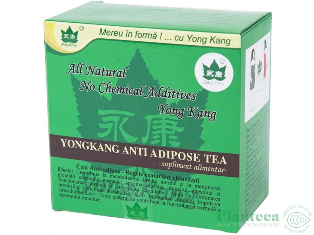 Ceai antiadipos 30dz - YONG KANG
