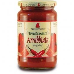 Sos tomat Arrabbiata 350g - ZWERGENWIESE