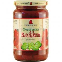Sos tomat busuioc 350g - ZWERGENWIESE