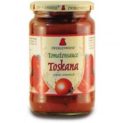Sos tomat Toskana 350g - ZWERGENWIESE