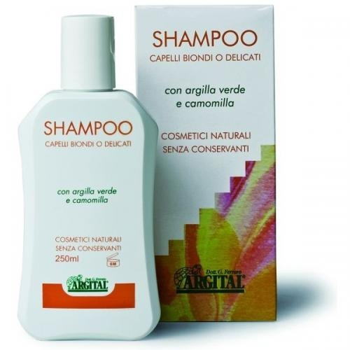 Sampon par blond delicat 250ml - ARGITAL