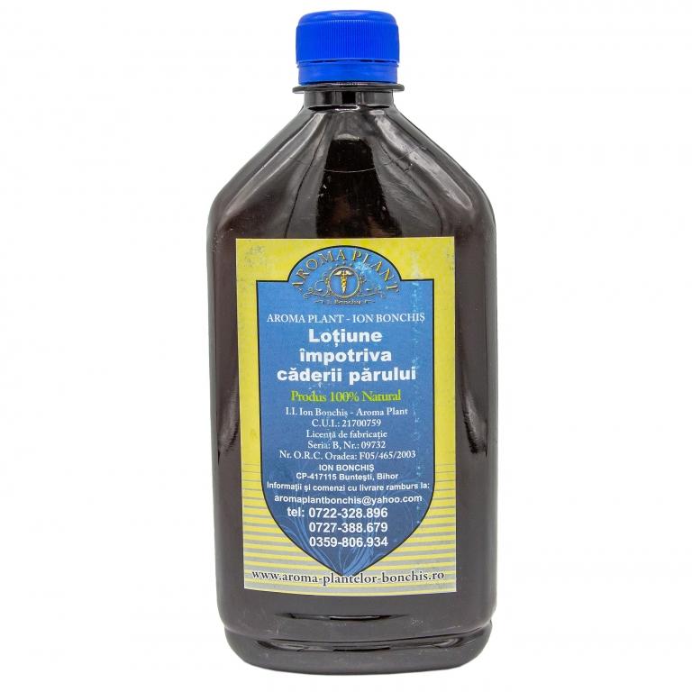 Elixir din plante impotriva caderii parului