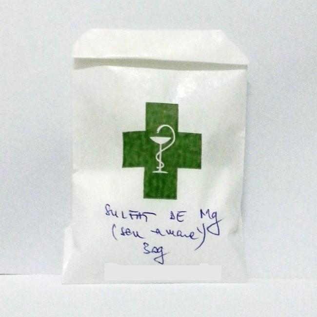 sulfat de magneziu pentru slabit)