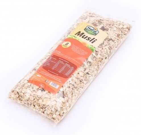 Musli fructe 1kg - NATUR ALL GREEN