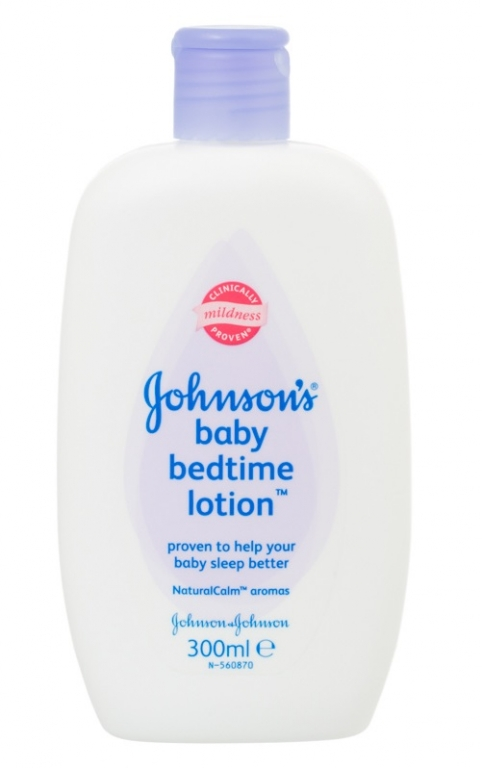 Lotiune corp levantica 300ml - JOHNSONS BABY